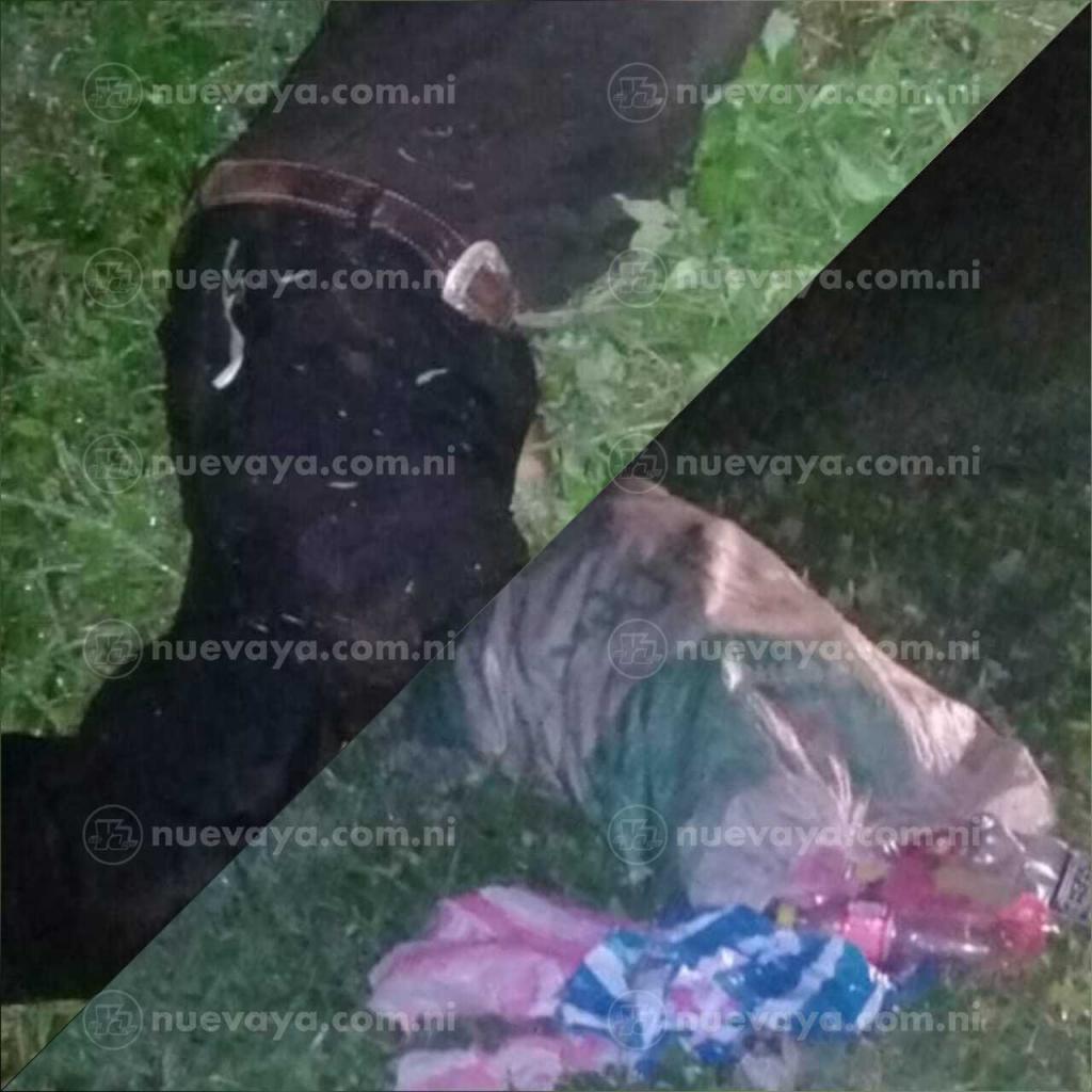 Señor muere atropellado por furgonero salvadoreño en Nagarote - Radio YA