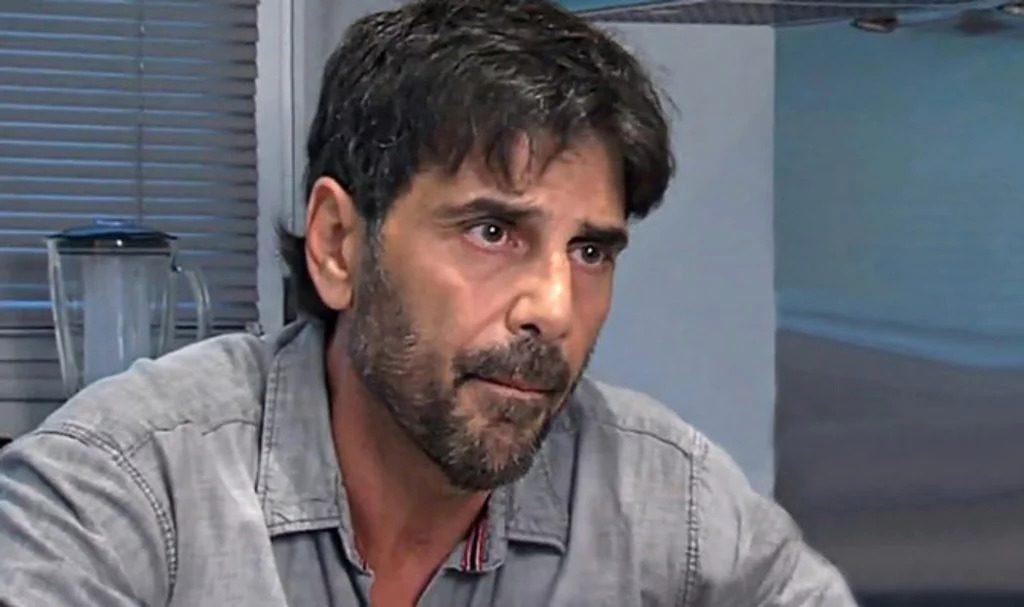 El actor argentino Juan Darthés