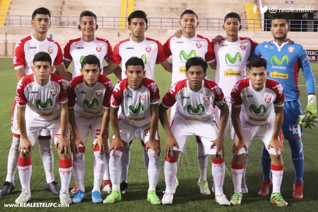 Histórico: Real Estelí clasifica a semifinales de torneo Sub-17 de UNCAF - Radio YA