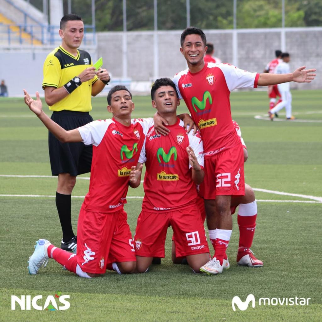 Real Estelí Sub-17 derrotó a Alianza en el torneo Interclubes de UNCAF - Radio YA