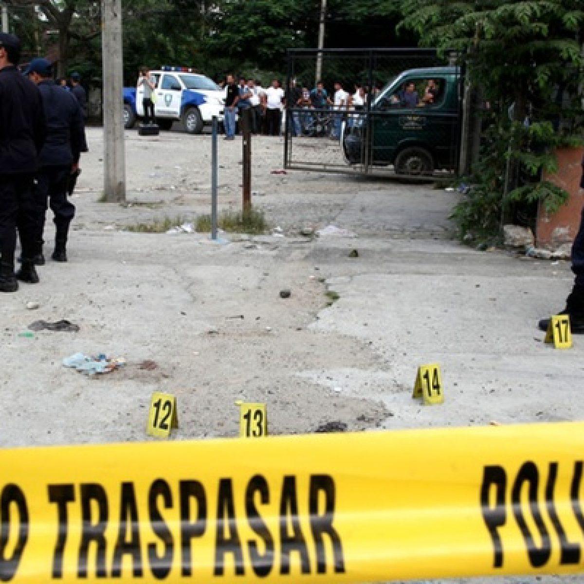Resultado de imagen para Casi 4.000 homicidios se han registrado en Honduras en 2019