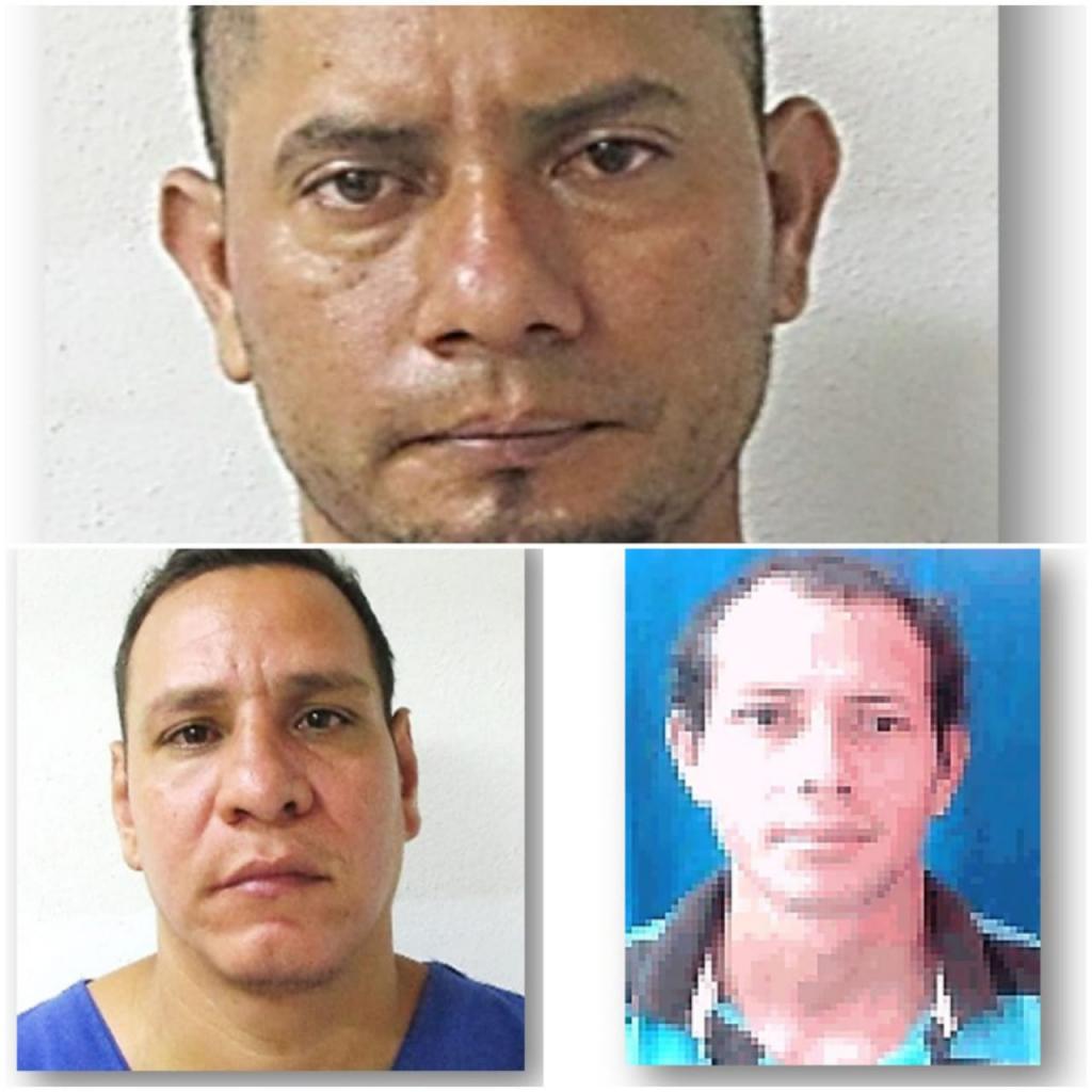Los tres implicados en el asesinato del italiano en Managua