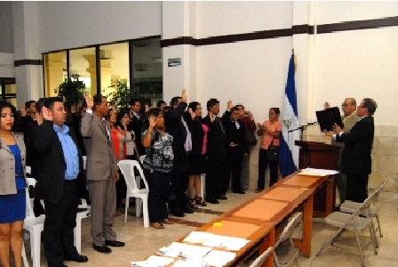 Abogados de Nicaragua