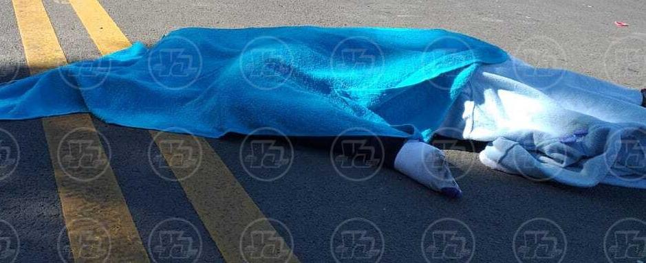 Motorizado fallece al impactar contra tumulto de tierra en El Sauce /Foto referencial