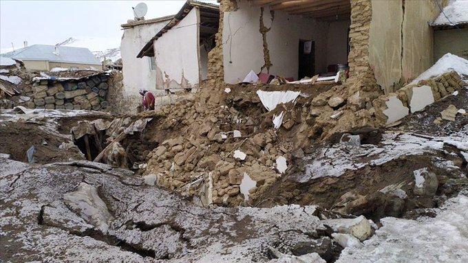 Sismo de magnitud 5.7 deja nueve muertos en Turquía