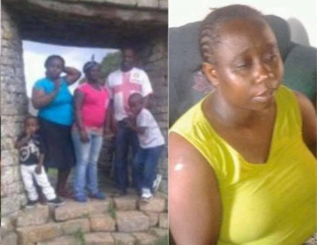 Edna Mukwana se hartó de su marido y se lo vendió a su amante
