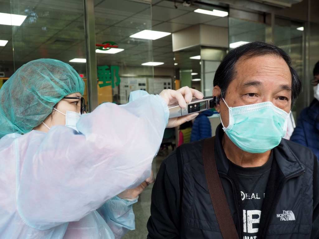 Taiwán confirma la primera muerte por coronavirus: un hombre de 60 años