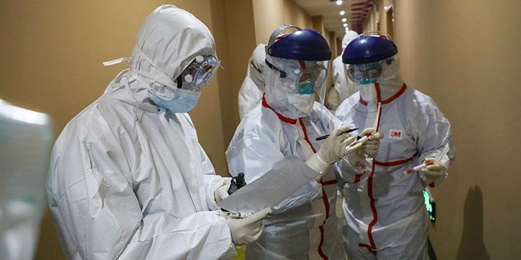 casos sospechosos de coronavirus en Honduras