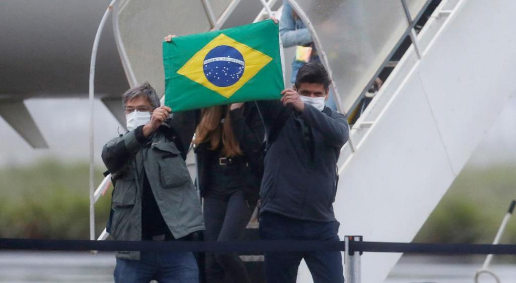 Brasil confirma caso de coronavirus