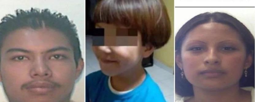 Fátima muerta en México