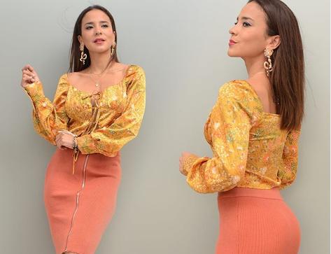 Maritza Rivas sensual