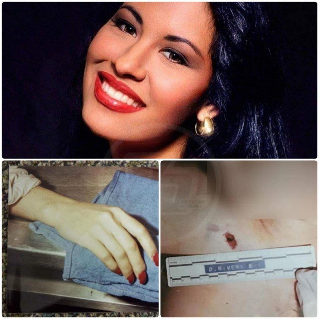 Un Día Como Hoy A La 01 35 Pm Murió Selena Quintanilla