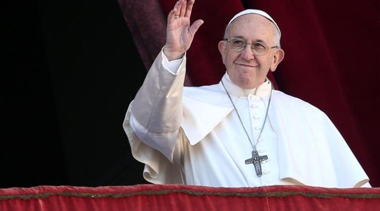 Papa Francisco dio negativo a coronavirus