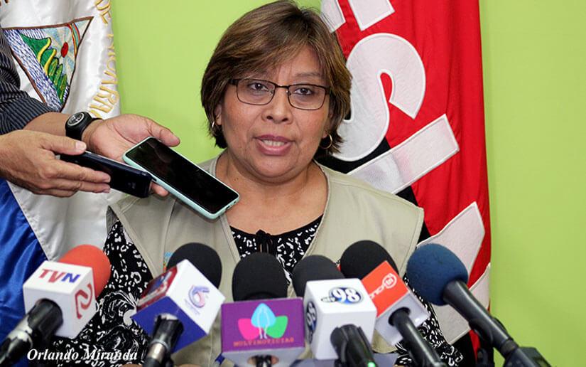 Doctora Martha Reyes