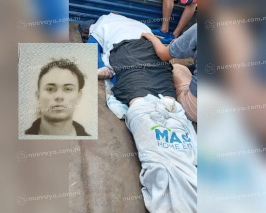 Edwing Oswaldo Campos Osorio se ahogó este fin de semana en San Francisco Libre