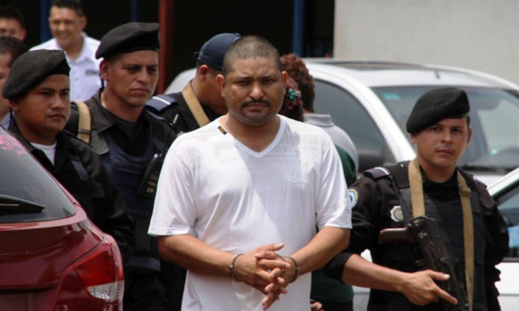 El narcotraficante nicaragüense Bismarck Antonio Lira Jirón