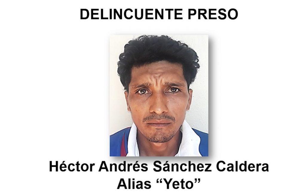 Héctor Andrés Sánchez Caldera