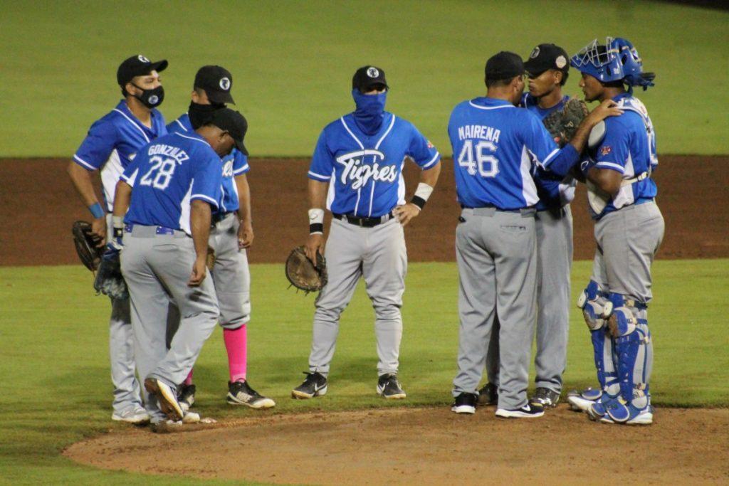 Los Tigres de Chinandega avanzan a la semifinal del Pomares 2020