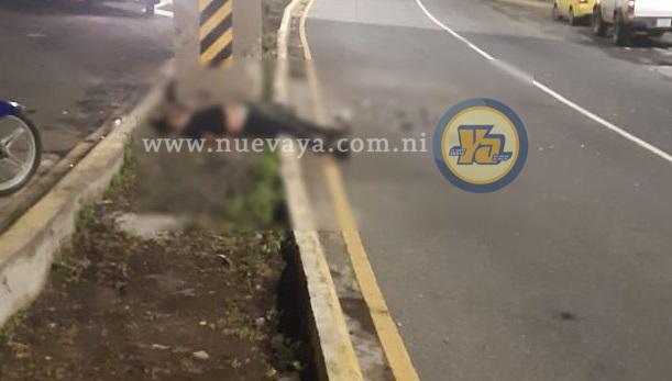 Motociclista fallecido / Referencial