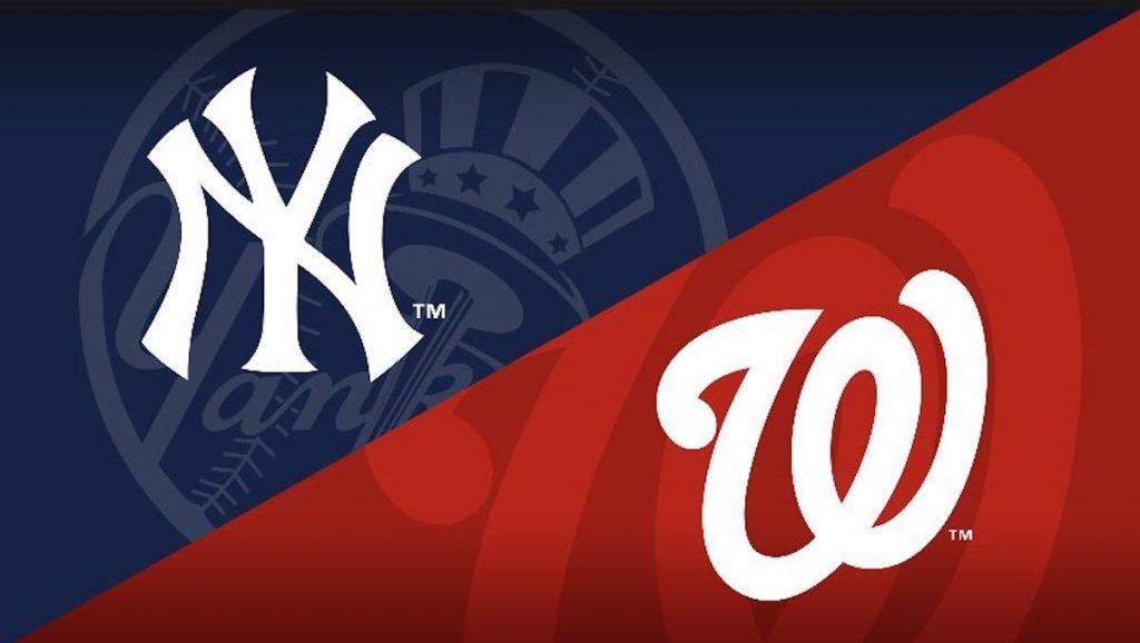 Washington debutará en casa ante los Yankees