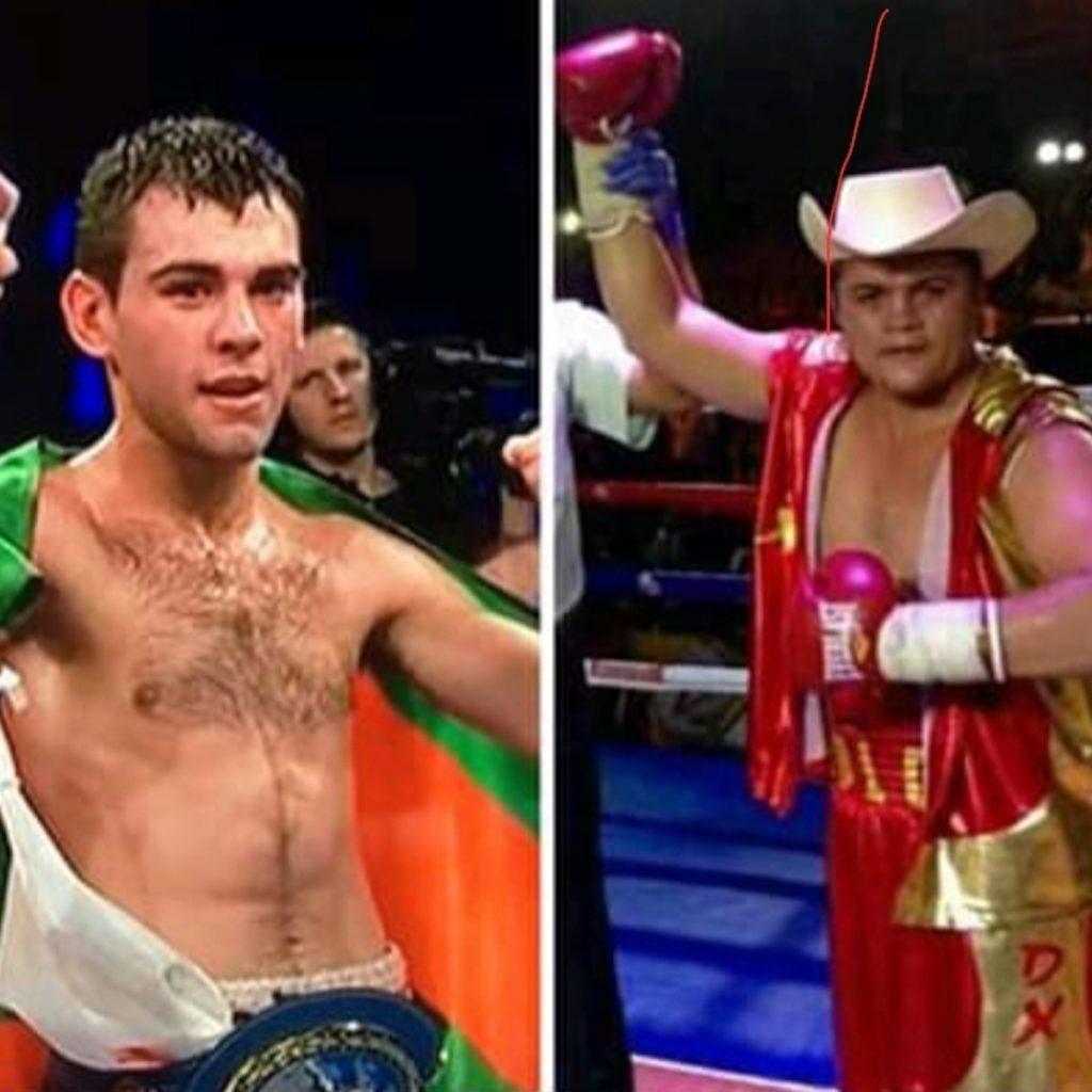 Pablo Mendoza vs Sergio
