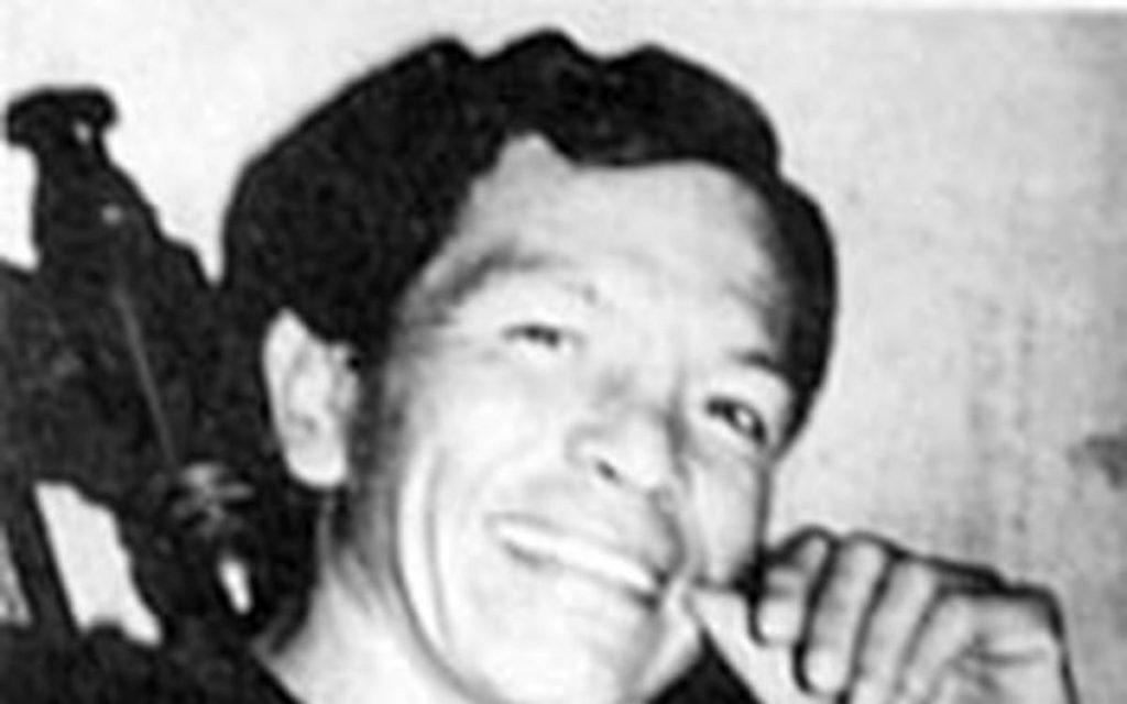 El poeta nicaragüense Raúl Orozco