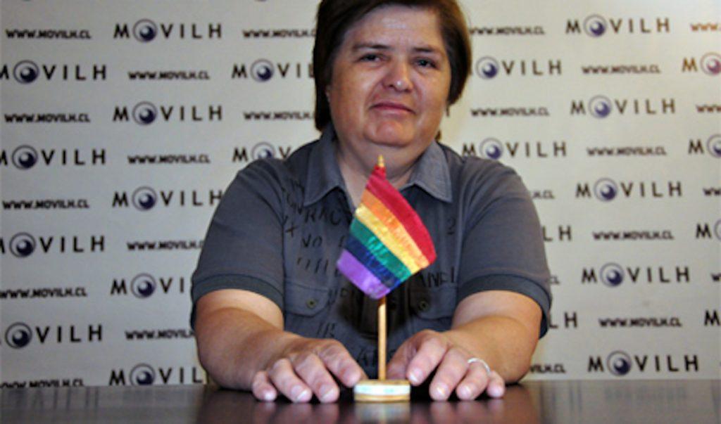 La profesora chilena Sandra Pavez