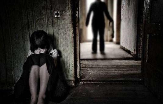 Mujer abusada