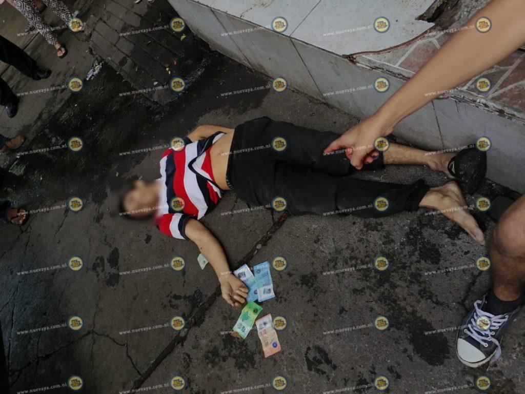Fallecido en tienda AM/PM de Bello Horizonte