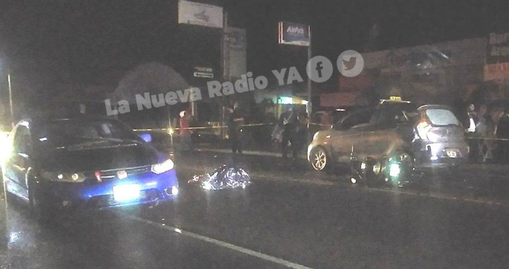 Anabel Monserrat Moncada perdió la vida en un accidente de tránsito