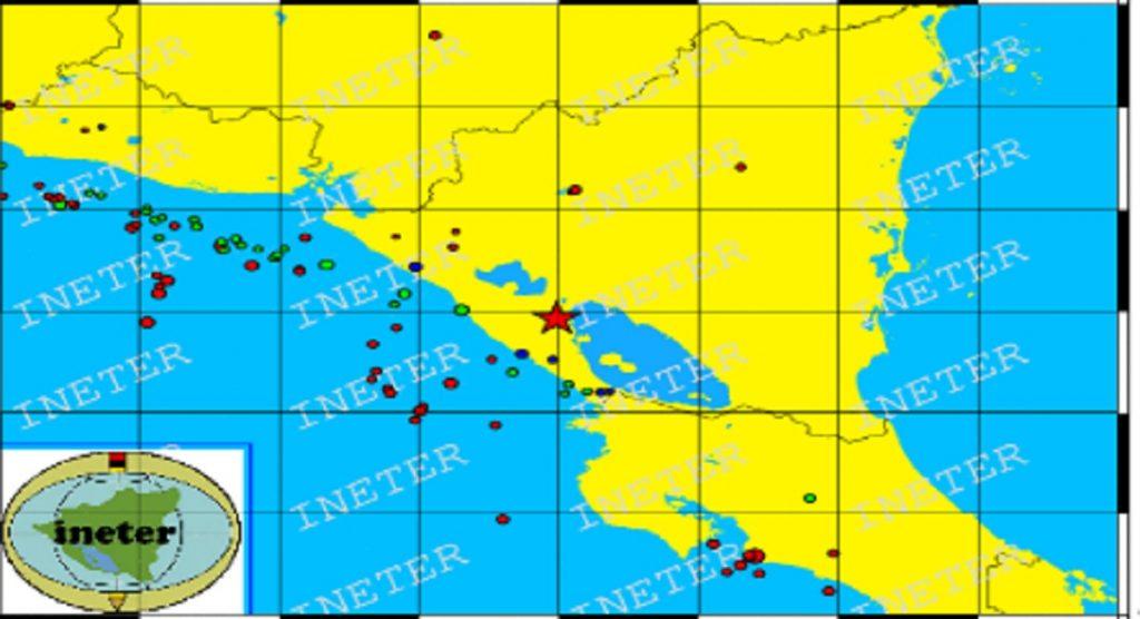 Sismo de magnitud 3.3 es sentido en Granada