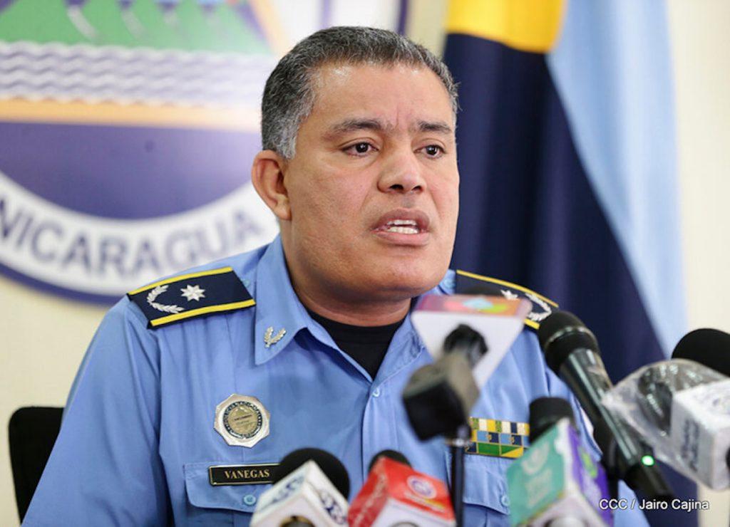 Comisionado General Jaime Antonio Vanegas