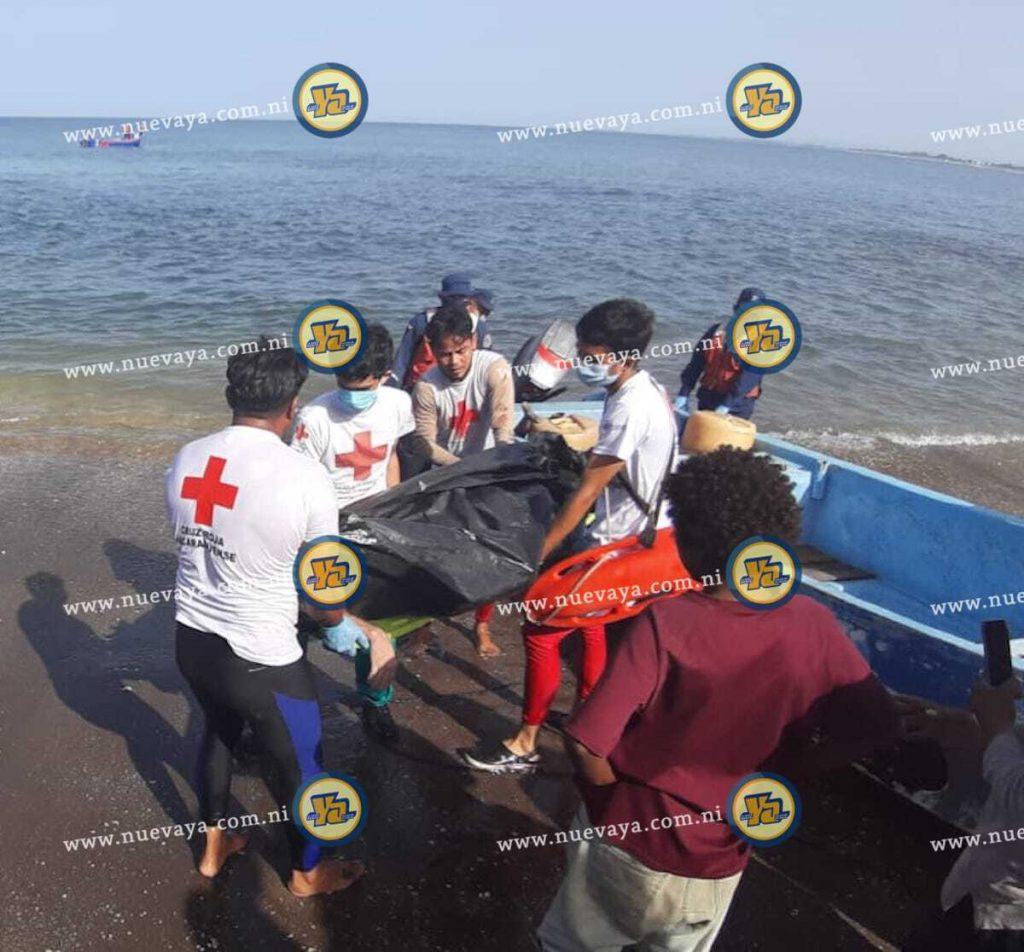 Cruzrojistas recuperan el cuerpo de Elias Briceño