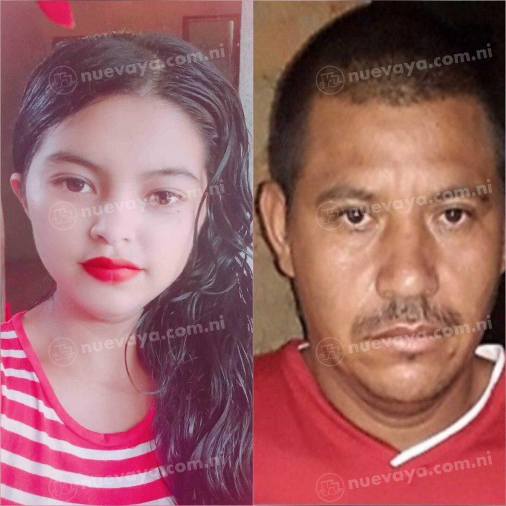 Tania Leticia Mercado Calero y su asesino Marcos Tulio Barrientos González