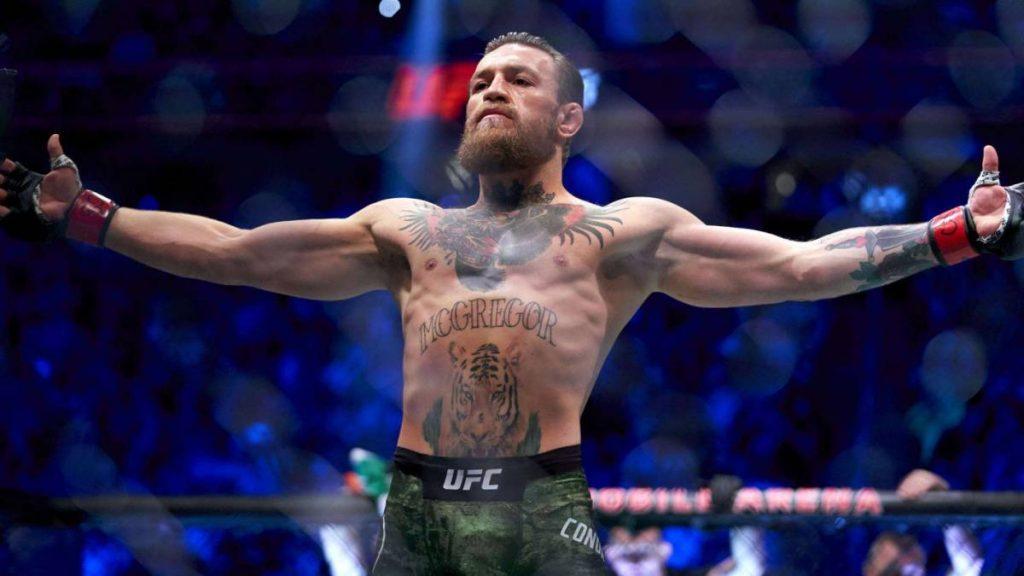 Detienen a Conor McGregor