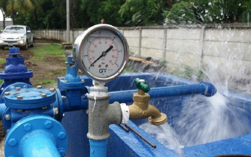 ENACAL refuerza sistema de agua potable en Matagalpa