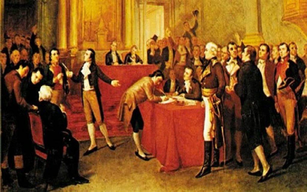 Un 15 de Septiembre de 1821 fue la proclama de la Independencia de Centroamérica de la Corona Española.