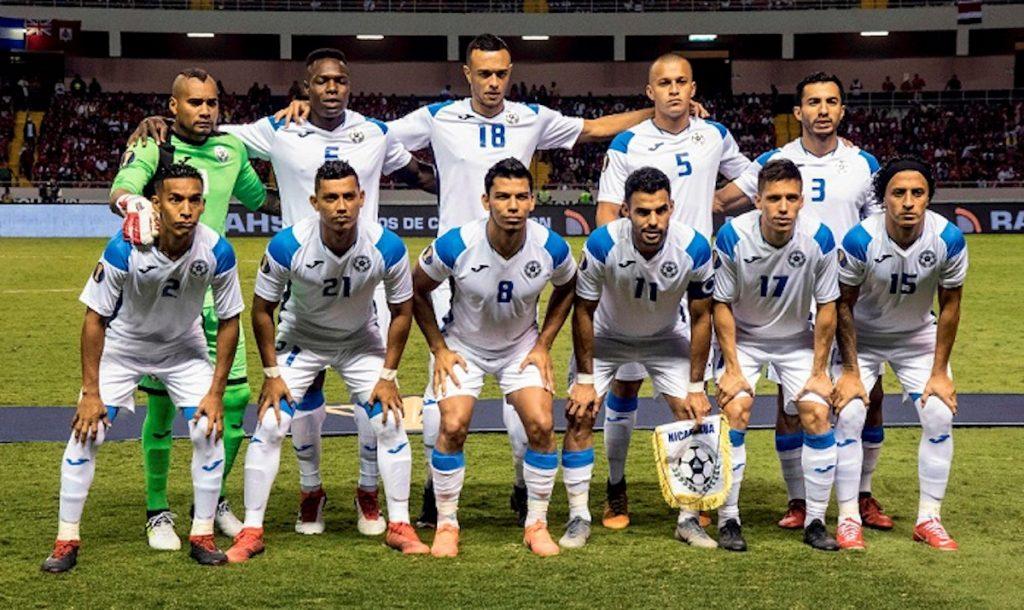 Selección de Fútbol de Nicaragua