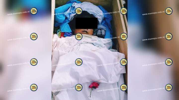 Niña asesinada en Matagalpa