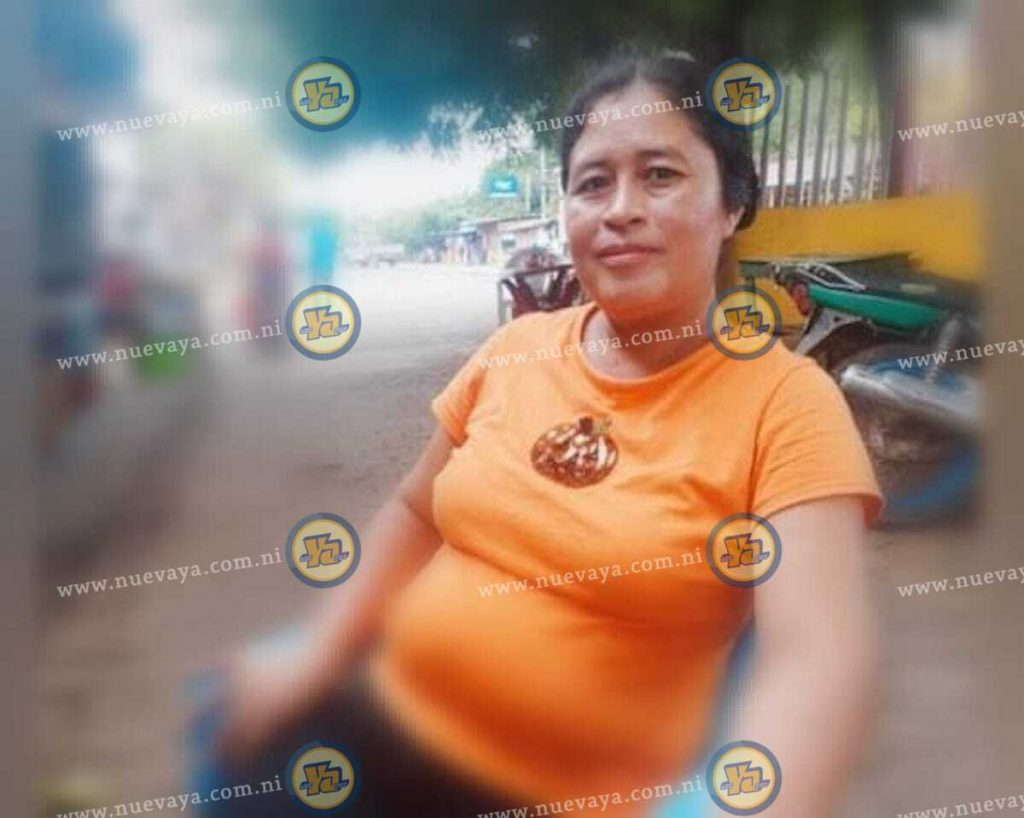 La víctima Yorly Xiomara Cuadra Delgadillo