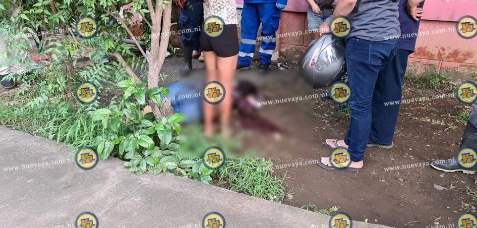 Triple colisión deja una persona muerta y varios heridos en el kilómetro 8 de la carretera Sur, en #Managua