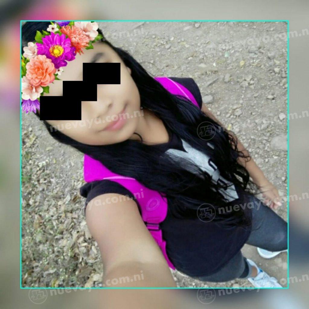 La adolescente de iniciales M.L.M.A