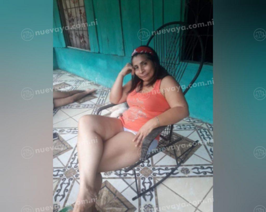 La víctima Melba Reyes Crovetto, de 51 años de edad
