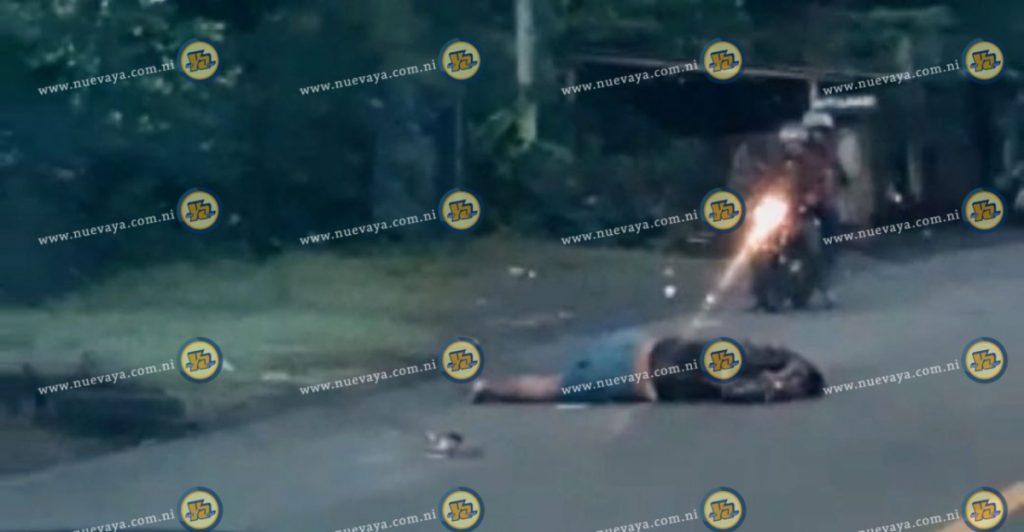 Alexander Rojas Campos perdió la vida en un accidente de motocicleta