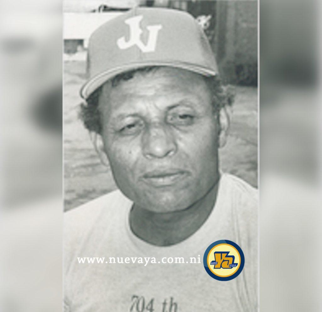 Vicente López Lara, el mejor receptor en la historia del béisbol de Nicaragua