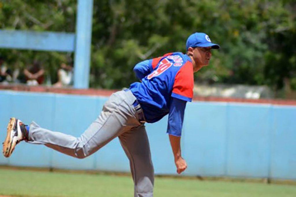 El lanzador cubano Lázaro Blanco