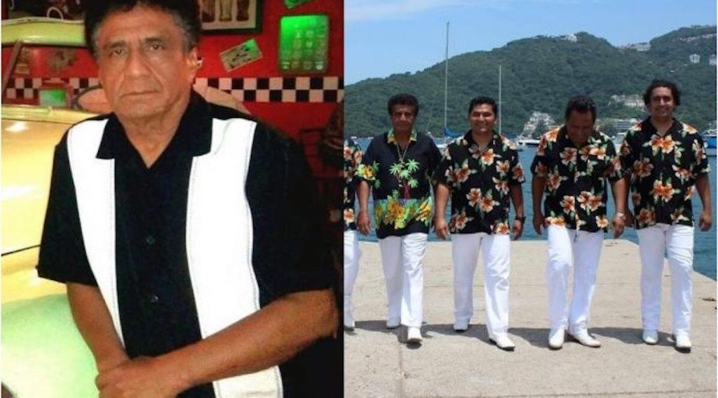 Walter Torres, líder y cantante del Conjunto Acapulco Tropical