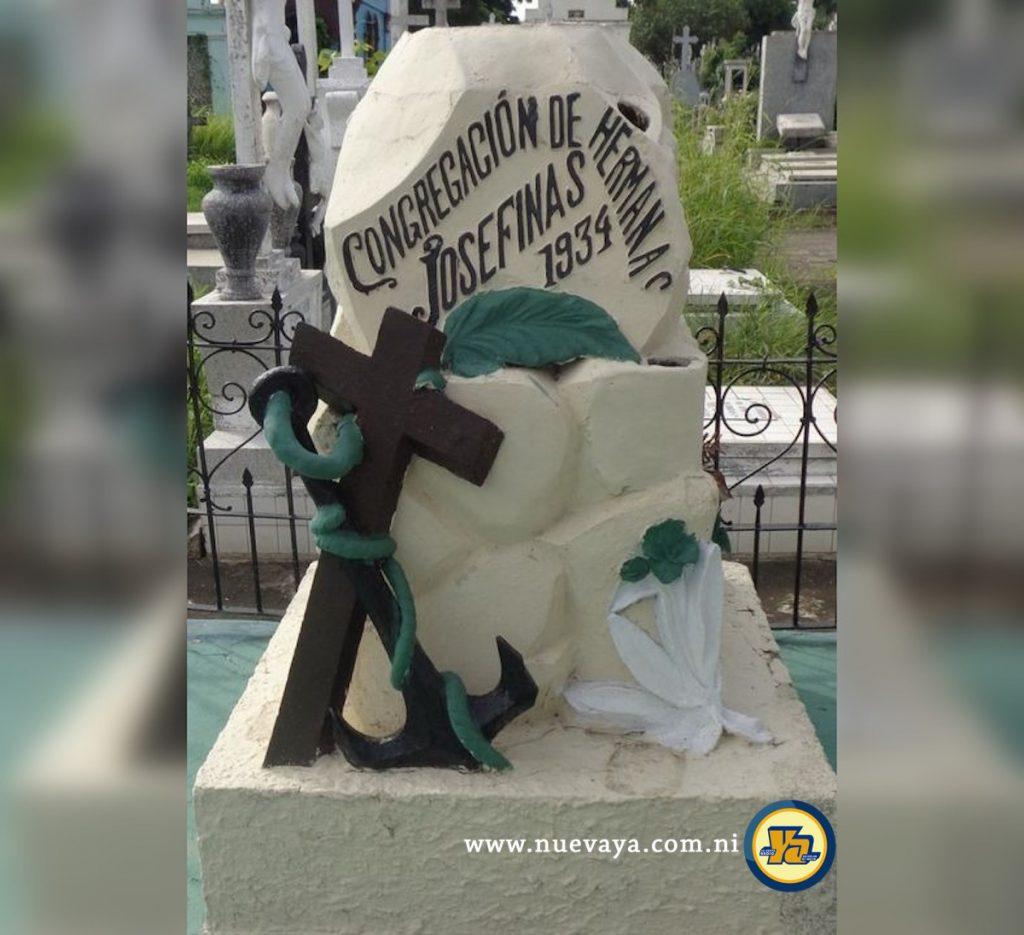 Cripta colectiva de la Congregación de Hermanas Josefinas