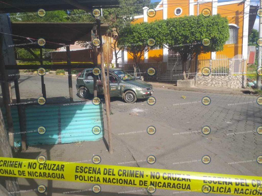 Investigan muerte a balazos de mujer, en barrio de Managua