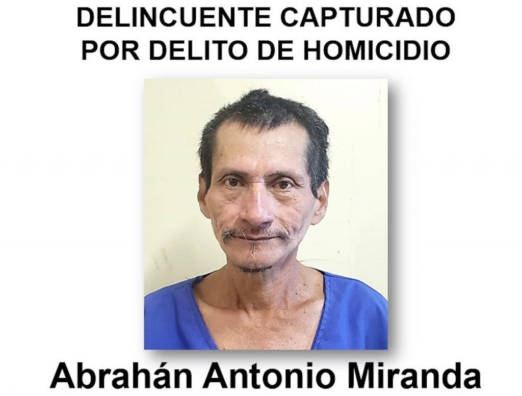 Abrahán Antonio Miranda